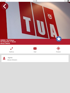 TUA App- screenshot thumbnail