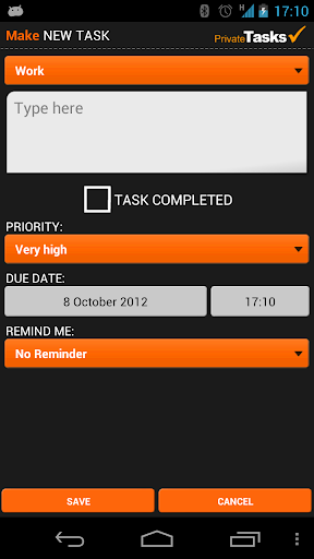 【免費生產應用App】ToDo list - Private Tasks-APP點子