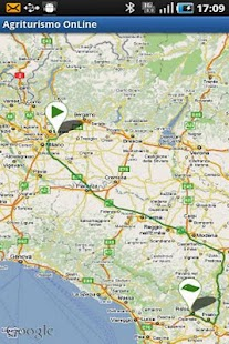 Agriturismo On Line- screenshot thumbnail