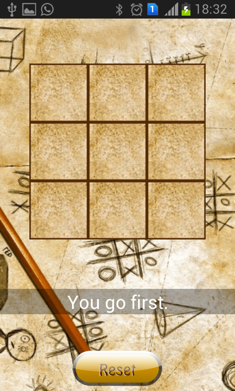 Tic Tac Toe Free Multiplayer - screenshot