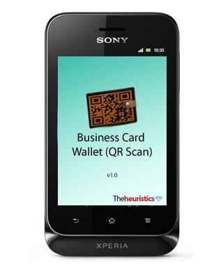 Business Wallet QR Scan