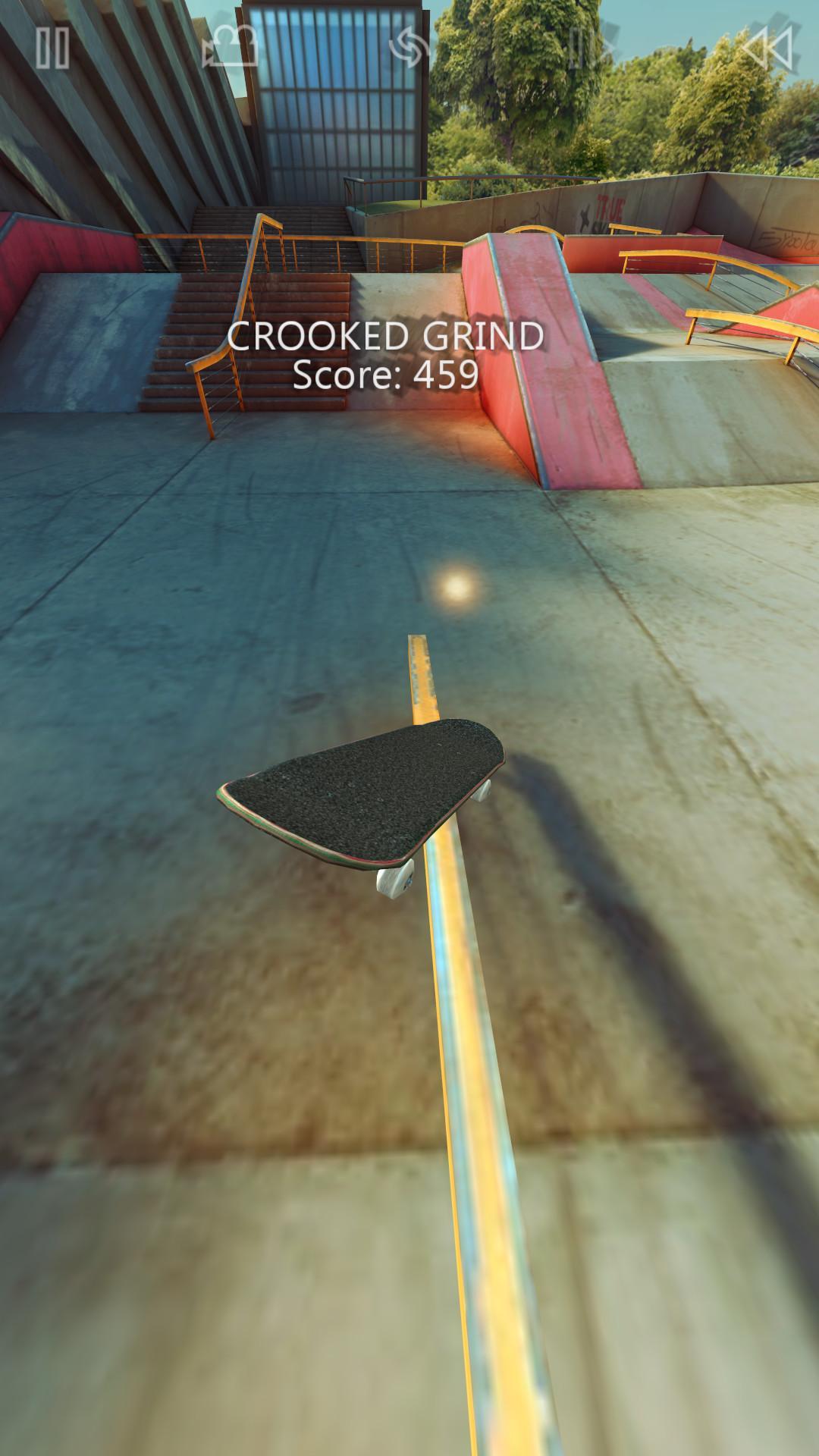 True Skate screenshot #5
