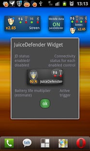 JuiceDefender Ultimate - screenshot thumbnail