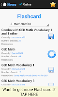Screenshot of GED Tests 2015