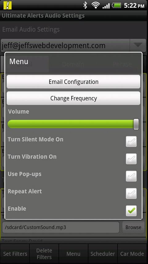 Ultimate Alerts- screenshot