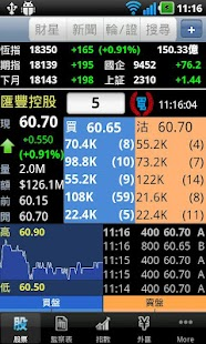 TDstock PRO - 金股至尊 香港股票即時報價