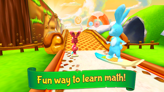 Wonder Bunny Math: 2nd Grade- screenshot thumbnail