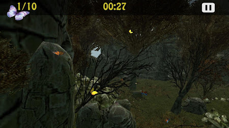 Butterflies Catch Craze 3D 1.0 screenshot 6205