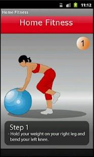 Home Fitness - screenshot thumbnail