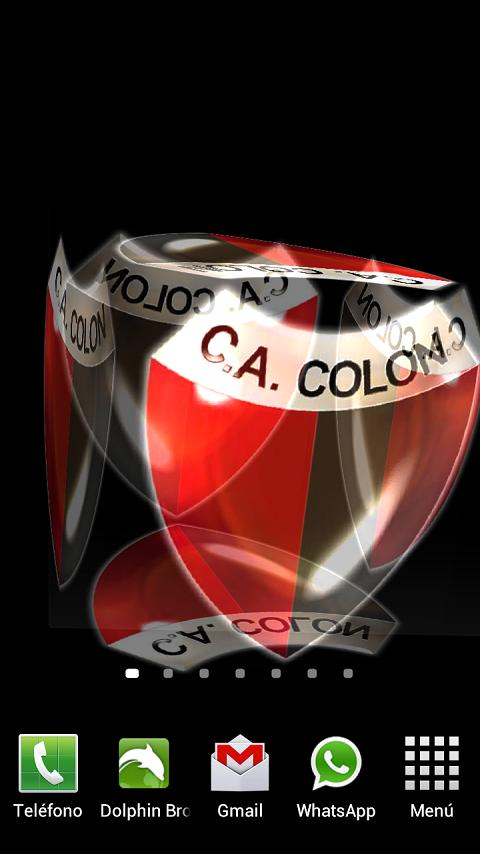 Download the 3D Atlético Colón Wallpaper Android Apps On NoneSearch