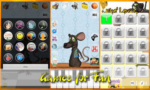 Talking Mike Mouse AdFree v3.6