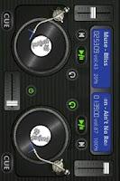 Screenshot of Pocket DJ Vintage