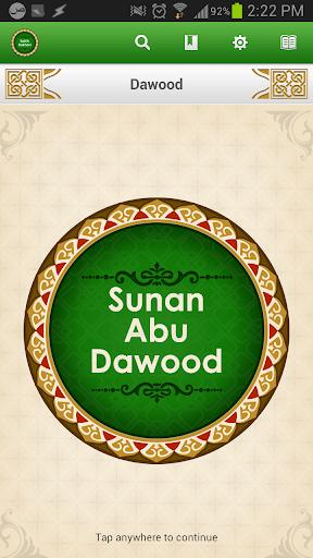 Sunan Abu Dawood