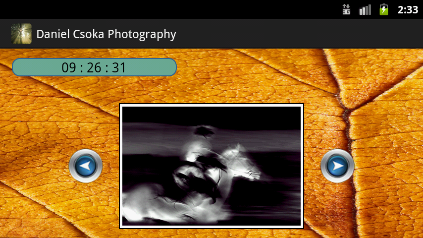 Daniel Csoka Photography- screenshot