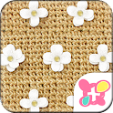 Cute Theme-Summer Flowers- icon