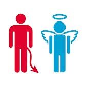 你是魔鬼還是天使?
