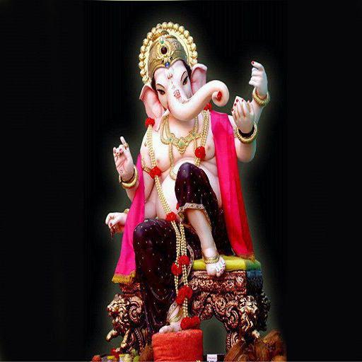 Shri Ganesh Hd Wallpaper: Ganesh Chalisa,Aarti,Wallpaper