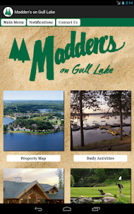 Madden's on Gull Lake - screenshot thumbnail