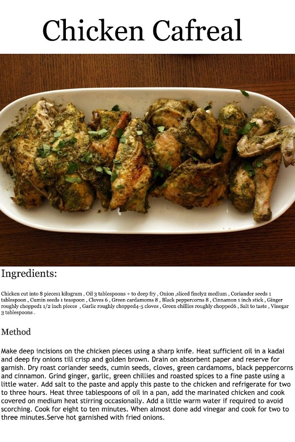 Easy to make non veg recipes