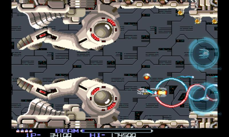 R-TYPE Screenshot 1