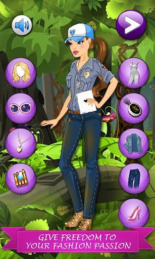 玩家庭片App|Ranger In The Jungle: Dressup免費|APP試玩