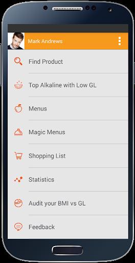 【免費健康App】Glycemic Load & Alkaline Diet-APP點子