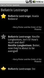 Harry Potter Quotes - screenshot thumbnail