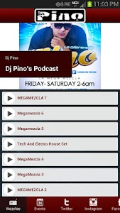 Dj Pino screenshot 0