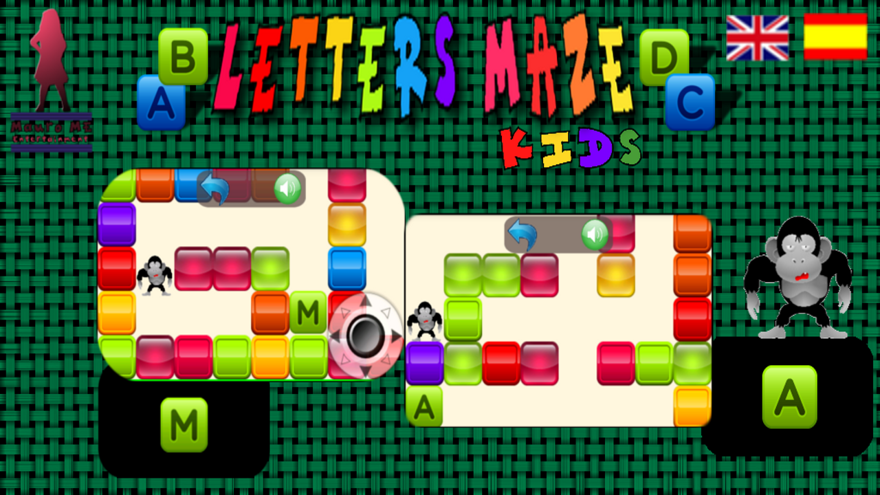 Letters Kids alphabet free - screenshot
