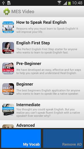 可免費先學一個月的真英語 Video