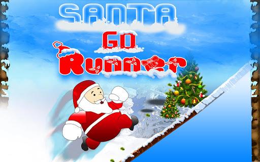 Santa Go Runner
