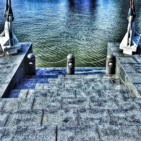 No Access. by Shahrul A Hamid - City,  Street & Park  City Parks (  )