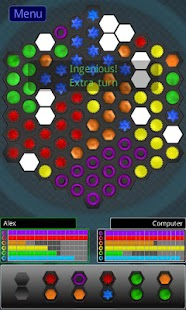 Ingenious - The board game- screenshot thumbnail