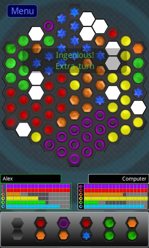 Ingenious - The board game- screenshot