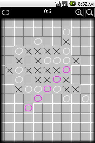 Five In A Row- screenshot