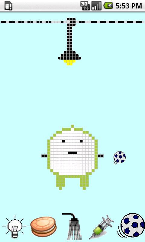 Gopi Virtual pet monster - screenshot