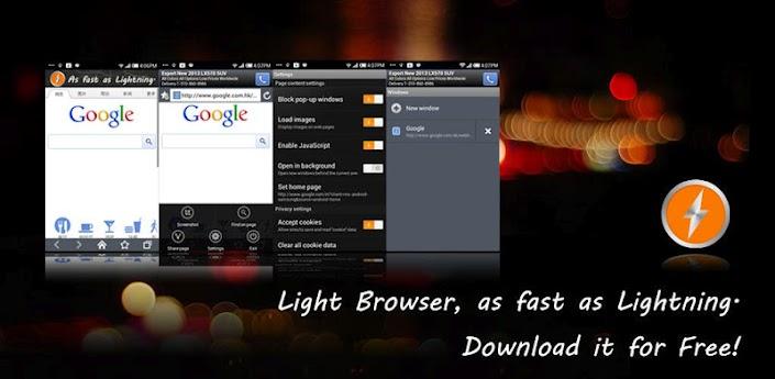 Browser Light