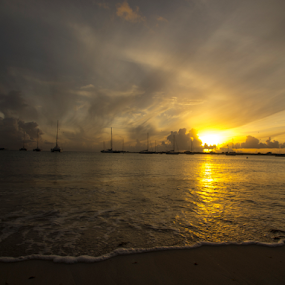 by Scott Mckay - Landscapes Sunsets & Sunrises ( water, device, transportation,  )