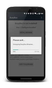 BusyBox Install Pro (No Root) v3.2