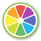 Kaleidoscope Lime icon