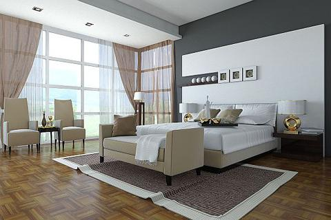 Bedroom Decorating Ideas - screenshot