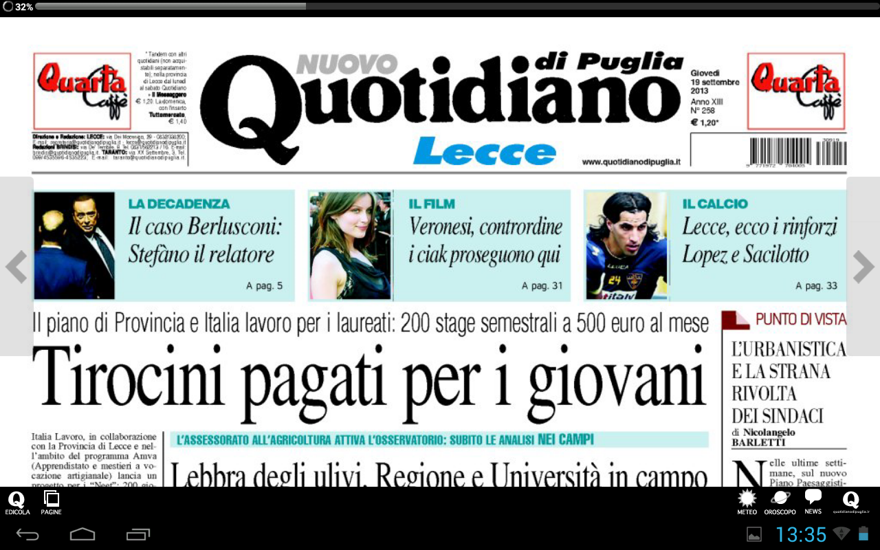 Quotidiano di taranto online dating 9