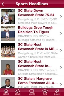 SC State University - screenshot thumbnail