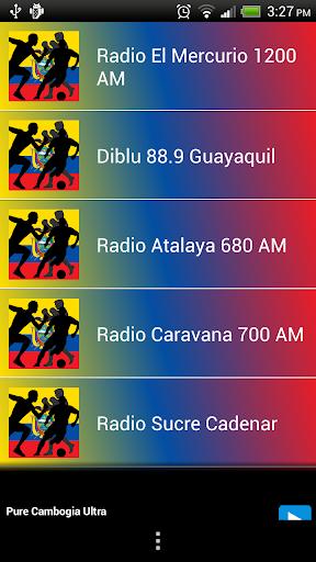 Sports Radio of Ecuador