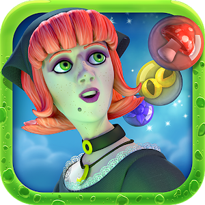 Bubble Witch Saga  3.1.3   Logo