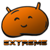 Jelly Bean Extreme Orange CM11