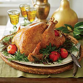 Grill-Smoked Turkey.