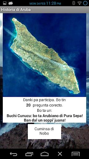 Historia di Aruba Quiz