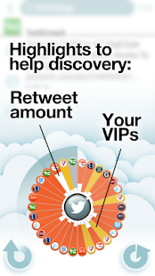 twheel for Twitter - screenshot thumbnail