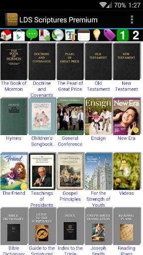 LDS Scriptures Premium screenshot